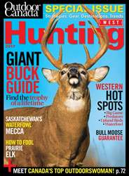 Hunting 2017 West issue Hunting 2017 West