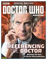 DWM Special 47 - -Referencing the Doctor issue DWM Special 47 - -Referencing the Doctor