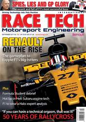 Race Tech Issue 202 September 2017 issue Race Tech Issue 202 September 2017