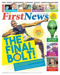 First News Issue 581 issue First News Issue 581