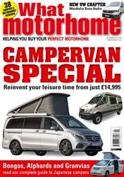 Campervan Special – September 2017 issue Campervan Special – September 2017