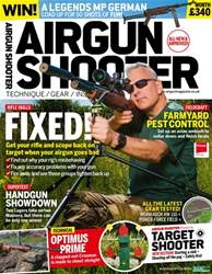 Airgun Shooter issue September 2017