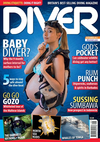 DIVER issue SEPTEMBER 2017