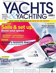 Yachts & Yachting issue  September 2017