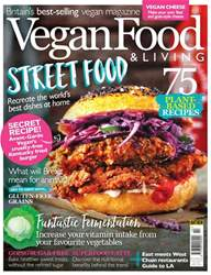 Vegan Food & Living September issue Vegan Food & Living September