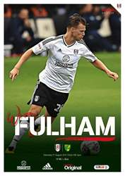 Fulham v Norwich City 2017/18 issue Fulham v Norwich City 2017/18