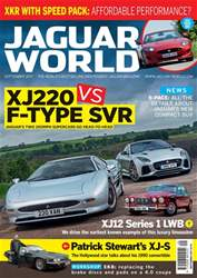 No. 188: XJ220 vs F-Type SVR issue No. 188: XJ220 vs F-Type SVR