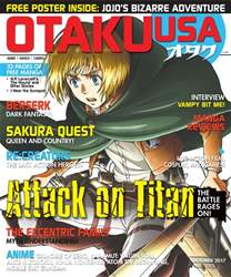 Otaku issue October 2017