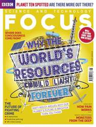 Focus - Science & Technology issue August 2017