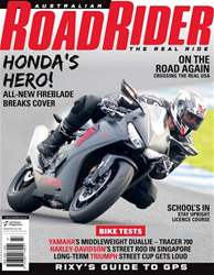 Australian Road Rider issue Issue#139 Aug 2017