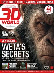 3D World issue October 2017