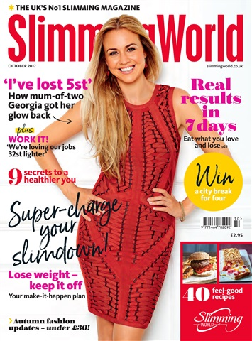 Slimming World issue October 2017