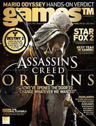 games (TM) Magazine Cover