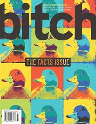 Bitch Magazine issue The Facts Issue