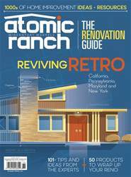 Atomic Ranch Renovation Guide 2017 issue Atomic Ranch Renovation Guide 2017