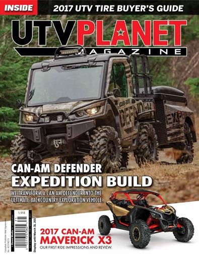 UTV Planet Magazine Preview