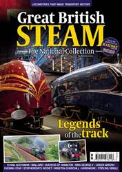 Great British Steam: The National Collection issue Great British Steam: The National Collection