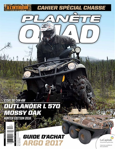 Planète Quad Preview