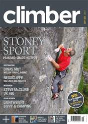 Climber issue Sep/Oct 2017