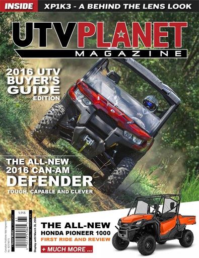 UTV Planet Magazine Digital Issue