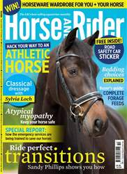 Horse&Rider Magazine – October 2017 issue Horse&Rider Magazine – October 2017