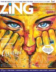 ZiNG Caribbean, Issue 39, September 2017 issue ZiNG Caribbean, Issue 39, September 2017