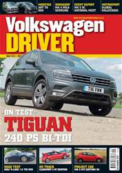 Volkswagen Driver issue September 2017