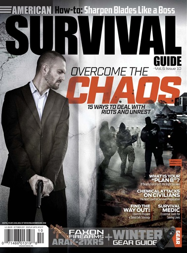 American Survival Guide Preview