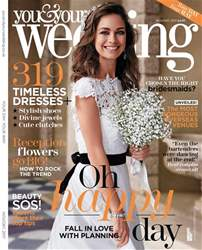 You & Your Wedding issue November and December 2017