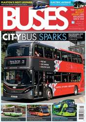 Buses Magazine issue  September 2017