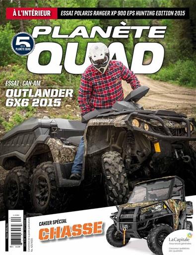 Planète Quad Preview
