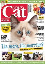 Your Cat issue Your Cat Magazine September 2017