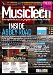 MusicTech issue Sept 17