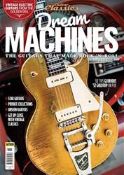 Guitar and Bass Classics Magazine Cover