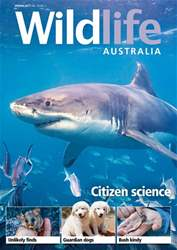 Wildlife Australia issue Spring 2017