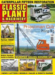 Vol. 15 No. 9: Priestman Club  issue Vol. 15 No. 9: Priestman Club
