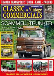 Vol. 22 No. 13: Scammell Trucker issue Vol. 22 No. 13: Scammell Trucker