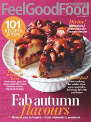 Woman & Home Feel Good Food issue Autumn 2017