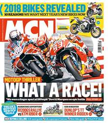 MCN issue 16th August 2017