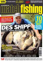 Match Fishing issue September 2017