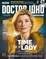 Doctor Who Magazine issue 516