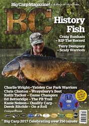 Big Carp Magazine issue Big Carp 254