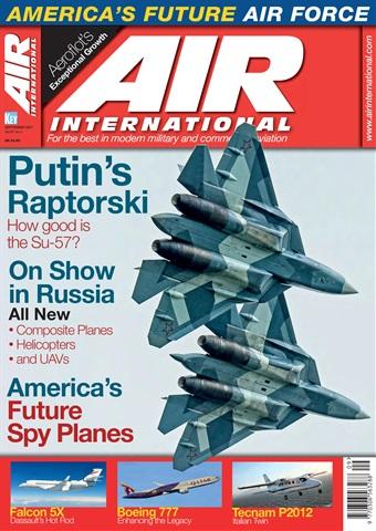 AIR International issue  September 2017