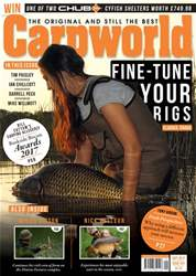 Carpworld Spetember 2017 issue Carpworld Spetember 2017