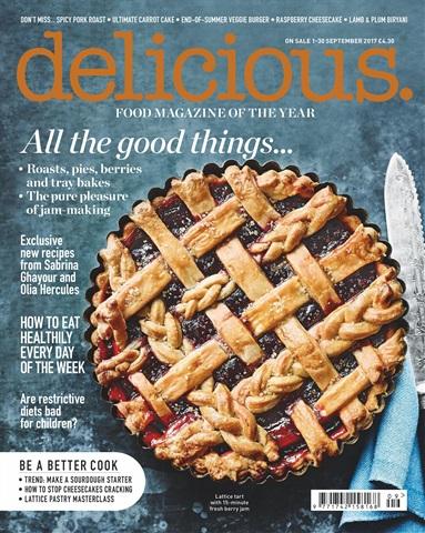 Delicious Magazine issue Sep-17