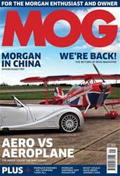 MOG Magazine issue Issue 63 - September 2017