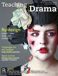 Teaching Drama issue Autumn 1 2017/18