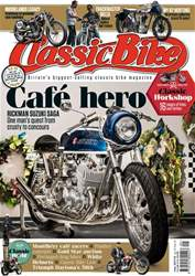 Classic Bike issue September 2017