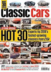 Classic Cars issue October 2017