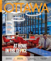 Ottawa Magazine issue Autumn 2017